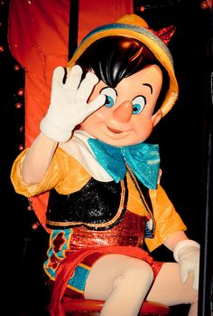 Pinocchio by abelle2, via Flickr