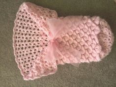 Sweet Baby Custom Newborn Cocoon Swaddle Photo Prop   by OhSewBold, $40.00