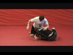 Recovering Guard from Turtle Position - YouTube