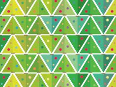 Xmas Pattern by Greg Christman