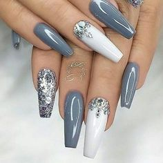 The Best Nail Art Designs – Your Beautiful Nails Christmas Nail Art Designs, Best Nail Art Designs, Winter Nail Designs, Acrylic Nail Designs, Christmas Nails, Acrylic Nail Art, Nail Art Diy, Cool Nail Art, Diy Nails