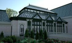Tanglewood Conservatories' Historic Replicas  Garden Design Calimesa, CA