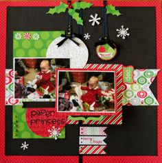 This was a layout I created of my youngest daughter and her fascination with ripping paper at Christmas (I think it is a rite of passage). This layout was created with Doodlebug's Home for the Holidays collection. Christmas Scrapbook Layouts, Scrapbooking Layouts, Scrapbook Pages, Digital Scrapbooking, Winter Christmas, Christmas Cards, Kids Growing Up, Making Memories, Page Layout