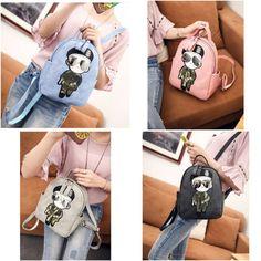 Ransel Fashion Korea 6724 22x10x28 180rb