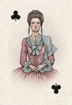 Julian De Narvaez | Lady of the Bed Chamber