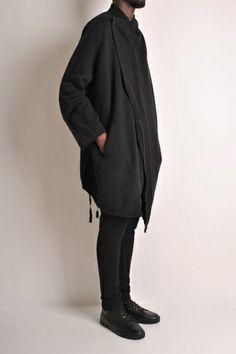 SILENT Damir Doma - Chamsia Coat