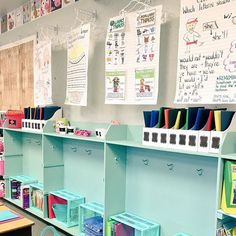 I wanted to share a game changer for me! It's called Spectrum Hanger Holders on Amazon. I have one set up for each core content area. It holds six hangers. I can flip around my charts according to the needs in a blink. #backtoschool #iteachtoo #bestclassroomever #bestyearever #classroomsetup #classroomdesign