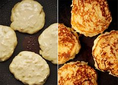 Cuisson pancakes facile