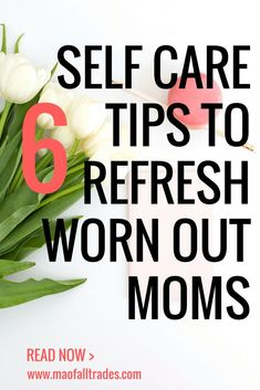 Being a mom is hard work. Most of the time you are running around like a crazy woman and don't stop to take time for self-care. These 6 tips will help you feel great in minutes all from home. Mom Advice, Parenting Advice, Beauty Tips For Teens, Thing 1, Self Care Activities, Happy Mom, Self Care Routine, Working Moms, How Are You Feeling