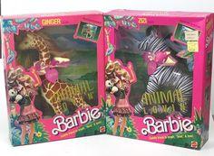 Barbie 90s, Vintage Barbie Dolls, Barbie And Ken, Vintage Toys, Barbie Stuff, 1990s Toys, 1980s, Barbie Collection, Miniture Things