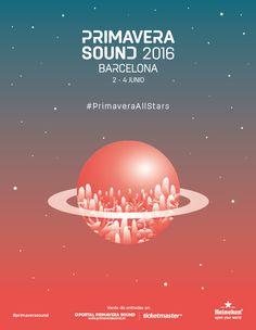 Get ready for #primaverasound 2016! #PrimaveraAllStars www.primaverasound.es