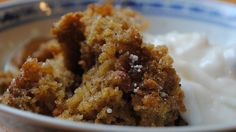 Baked Oatmeal II - Found this recipe in Pennsylvania Amish country.  Everyone who tries it, loves it!