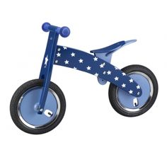 Star Blue Balance Bike by Mini-u (Kids Accessories) Ltd, the perfect gift for Explore more unique gifts in our curated marketplace. Little Boy Toys, Toys For Boys, Little Boys, Diamonds In The Sky, Balance Bike, Twinkle Twinkle Little Star, Baby Kind, Toys Shop, Star Patterns