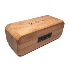 Pandox Bluetooth Speaker Bamboo Speaker Gift by HabitatImprint