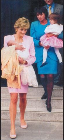Diana is a godmother to Domenica Lawson, the daughter of her good friend Rosa Monckton. Domenica was born with Down's Syndrome and Diana took an active role in her early life from her birth in 1995 to her own death in 1997.
