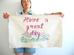 Have A Great Day! by Julia on Etsy