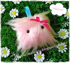 Chunkylicious ♥ Kawaii crafts ♥: Kawaii fluffy friends