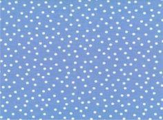 18€/m KDS Zwergenwiese BIO-Stretchjersey PUNKTE blau von Königreich der Stoffe auf DaWanda.com