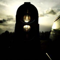 Clearing the pipes in the sunset! (Picture from when it was still hunting season). #shotgun #overandunder #gunpowder #afterthehunt #sunset #nature #danishnature #danishhunter #hunting #jagt #jagd #northernhunting @northernhunting_com