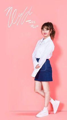 Kpop Girl Groups, Korean Girl Groups, Kpop Girls, J Pop, Nayeon, Asian Girl, Asian Woman, Park Ji Soo, Twice Group