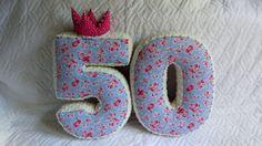 Цифры подушки 50, буквы подушки, подарок на юбилей, Мягкая страна
