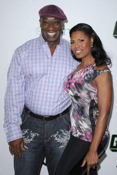 Omarosa Stallworth Saved Her Boyfriend Michael Clarke Duncan's Life!