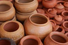 Free stock photo: Claypots, Clay, Pots, Terracotta - Free Image on Pixabay - 1323747