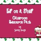 If you will be hosting an Elf on a Shelf in your classroom this year, this is a must-have resource pack!Be sure to download the preview to see ea...