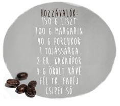 Tündérsüti: Kávés kifli