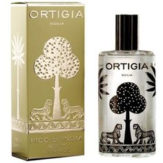Ortigia Room Essence Spray - Fico D' India found on Polyvore