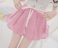 #looks #fashion #cute #girls #shirt #skirt #style #pretty #beautiful