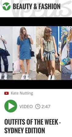 Outfits of the Week - Sydney Edition | http://veeds.com/i/szHobklIkPNbzY6s/beauty/