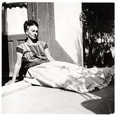 Citation: Frida Kahlo, 1941 / Emmy Lou Packard, photographer. Emmy Lou Packard…