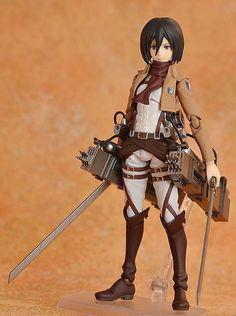 Good Smile - Mikasa Ackerman (Attack on Titan)