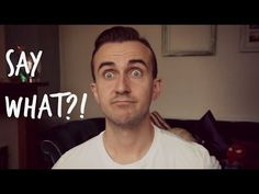 Say What? | Funny Spanish Sayings - YouTube