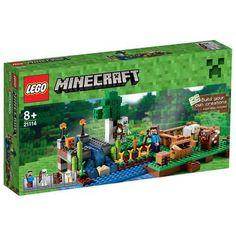 "Lego Minecraft 21114 - ""The Farm"""