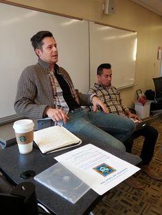 UNO Native Film Festival Filmmakers Workshop w/ Jonny & David Cournoyer