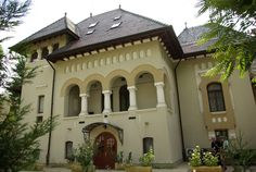 Revival Architecture, Condominium, Romania, Apartments, Landscaping, Exterior, Traditional, Mansions, House Styles