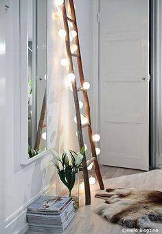 Idea natalizia per un corridoio o un ingresso