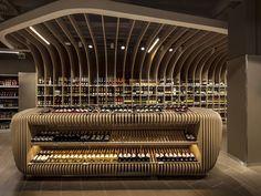 Supermercado com projeto original | arktalk