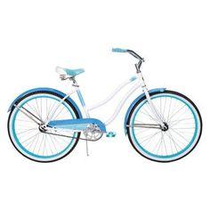 Huffy Good Vibrations 26 in. Ladies Cruiser Bike