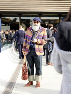 At Pitti Uomo in Florence, Put a Hat on It - NYTimes.com