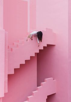 Gestalten | Other-On by Michelle Jo and June Kim : The Dreamy Series of Photographs Explore La Muralla Roja