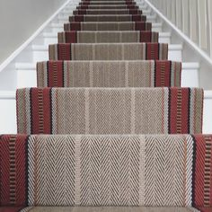 Beautiful Roger Oats stair carpet 💕fitted by our wonderfully skilled carpet fitter, Noel. 👍 Call into any of our 8 matt britton stores to… Stair Carpet, Hall Carpet, Carpet Fitters, Stair Runners, Carpets, Dads, Beautiful, Home Decor, Noel