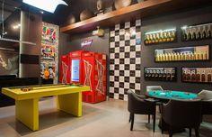 Diversão e décor: 5 dicas para criar uma sala de jogos perfeita em casa - Follow the Colours