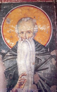 manuel-panselinos-from-the-holy-church-of-the-protaton (123) Byzantine Icons, Byzantine Art, Early Christian, Christian Art, Fresco, Tempera, Mural Painting, Paintings, High Art