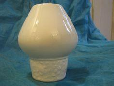 White 1960s Vase – Bareuther Waldsassen Porcelain Bavaria – Vintage German Mid Century – Modernist Home Décor – Op Art von everglaze auf Etsy