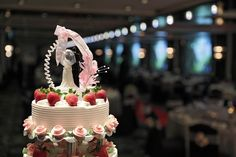 Hochzeitsgeschenke und Spiele Flamingo Party, Afternoon Tea, Wedding Gifts, Wedding Cakes, Bouquet Toss, Gift Cake, Chicago Wedding, Social Events, Wedding Planning