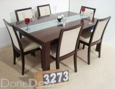 Discover All Kitchen For Sale in Ireland on DoneDeal. Buy & Sell on Ireland's Largest Kitchen Marketplace. Wood Table, Dining Table, Kitchen Sale, Dark Wood, Chairs, Stuff To Buy, Furniture, Home Decor, Decoration Home