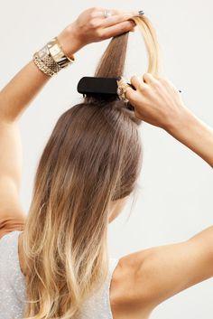 Easy hair DIYs